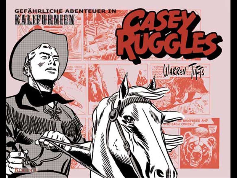 Casey Ruggles Band 3